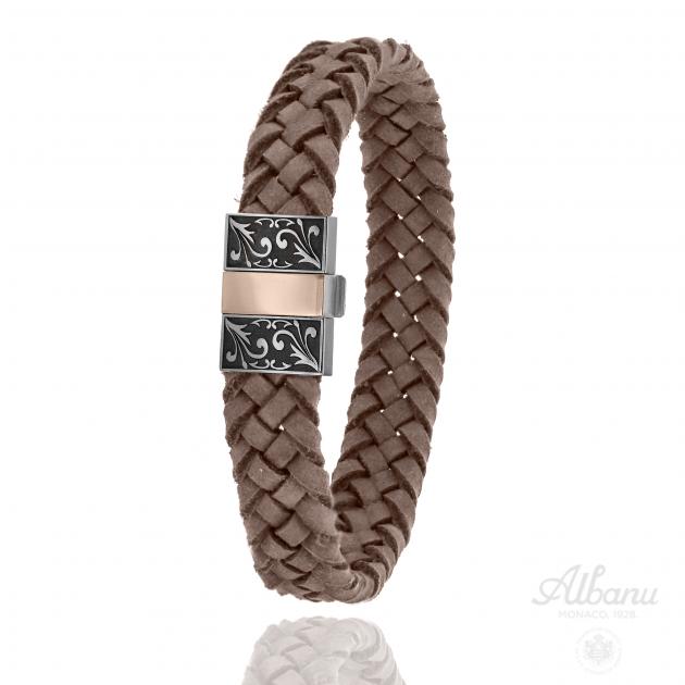 Bracelet Anatolian Gravé Or