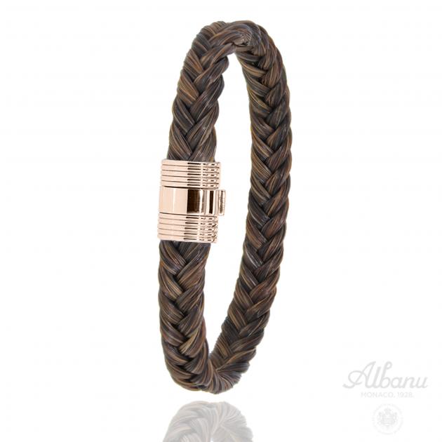 Bracelet Lokai Acier Rose