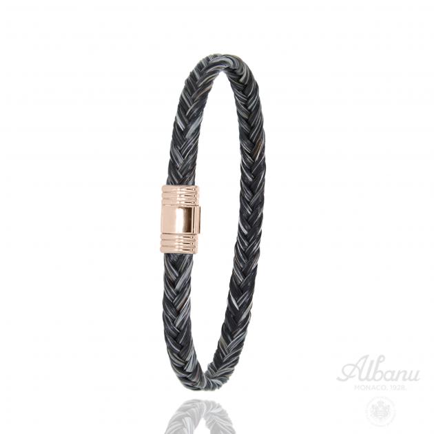 Bracelet Appaloosa Acier Rose