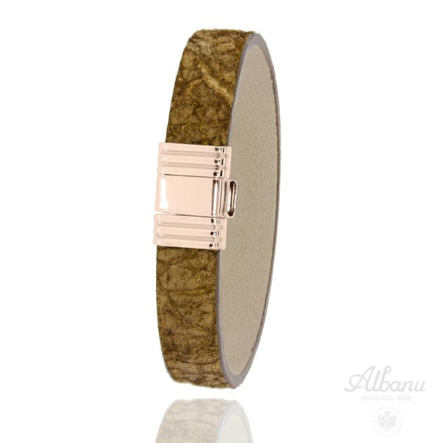 Bracelet Kiboko Or
