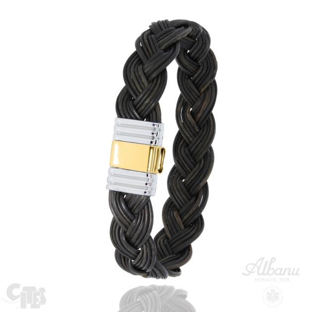 bracelet poil d 39 l phant collection savane albanu. Black Bedroom Furniture Sets. Home Design Ideas