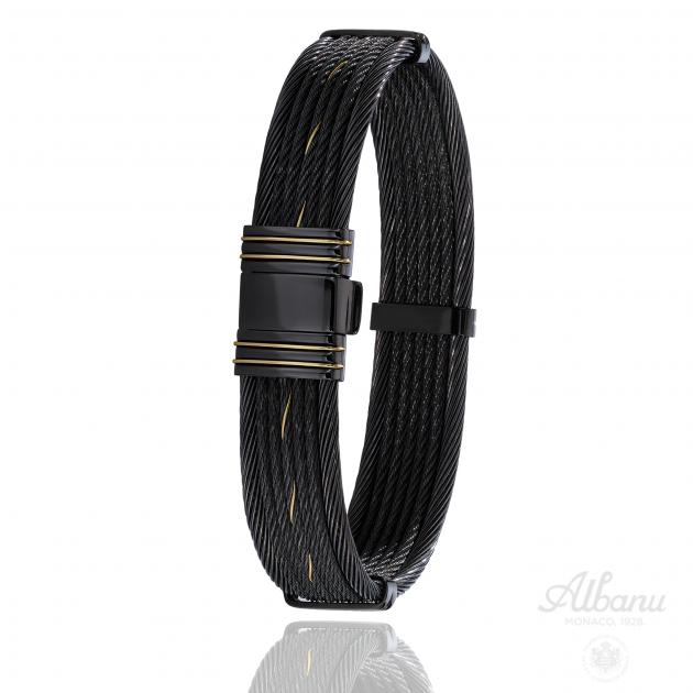 Bracelet Caraque Or 18K Homme