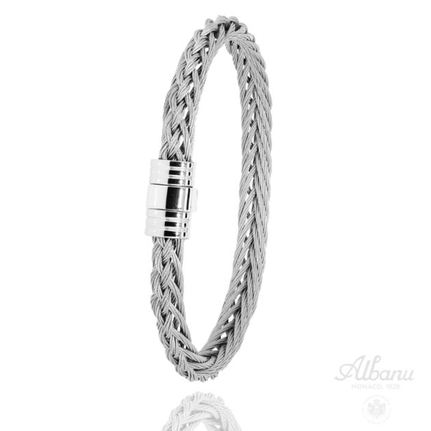 Bracelet Bow Tressé