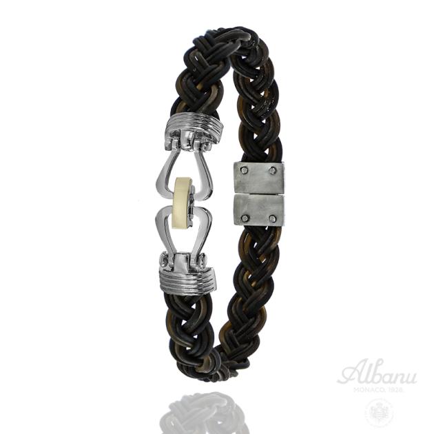 Bracelet Emlwane Tressé