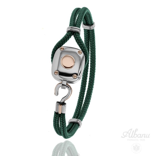 Bracelet Grande Poulie OR
