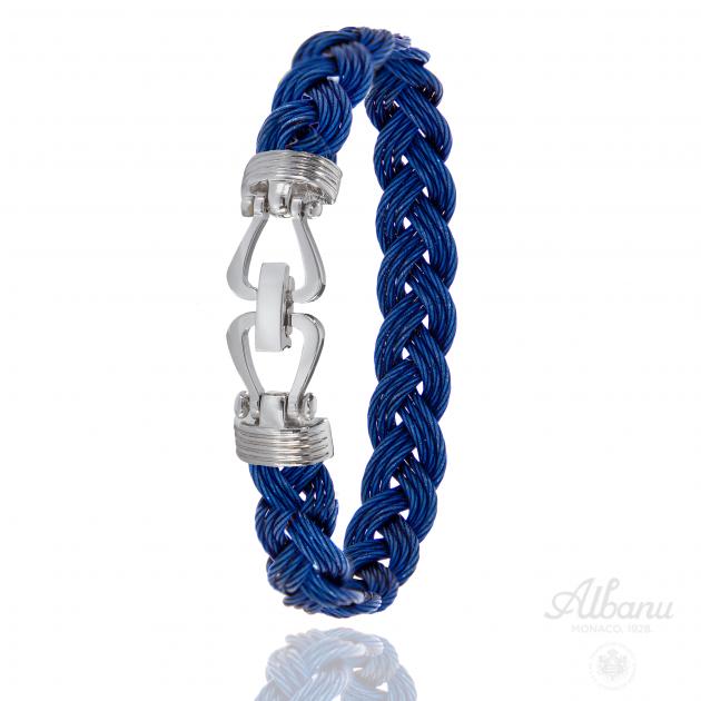 Houle Steel Braided Bracelet