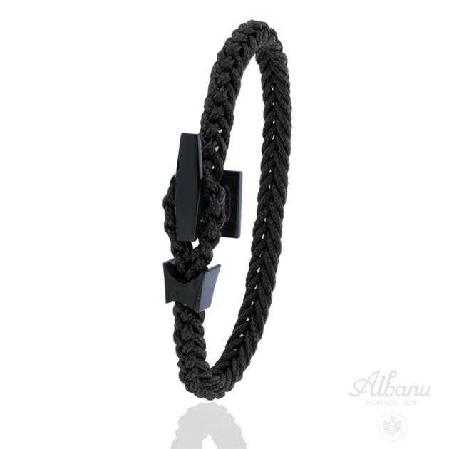Bracelet Taquet Noir