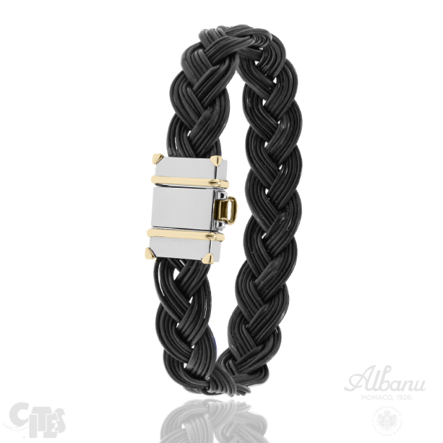Bracelet Voyage Ndlopfu Tressé